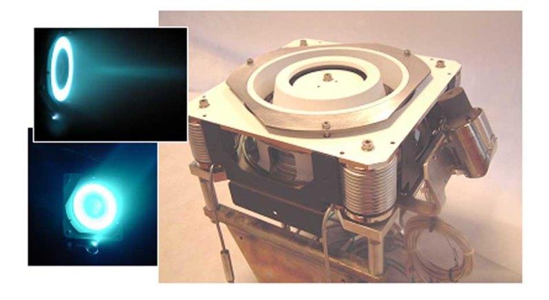 Demonstrator silnika PPS5000