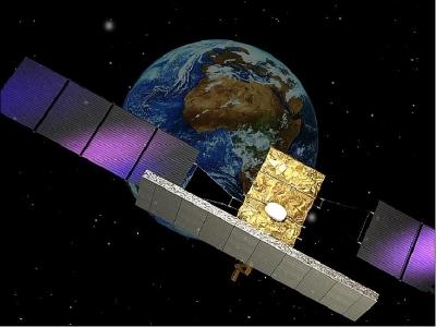 Satelita serii COSMO-Sky Med / Credits - ASI