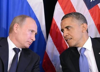 Prezydenci Rosji i USA: Władimir Putin i Barack Obama / Credits - US Gov