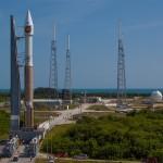 Wyjazd rakiety Atlas V z ładunkiem NROL-33 na stanowisko startowe / Credits: ULA
