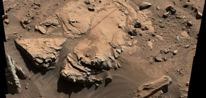 """Windjana"" / Credits: MSL, NASA"