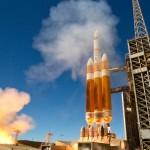 Start rakiety Delta 4 Heavy / Credits - ULA