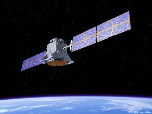 Satelita Galileo - wizualizacja / Credits: ESA