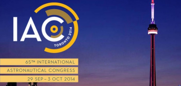 Logo International Astronautical Congress 2014 - Toronto