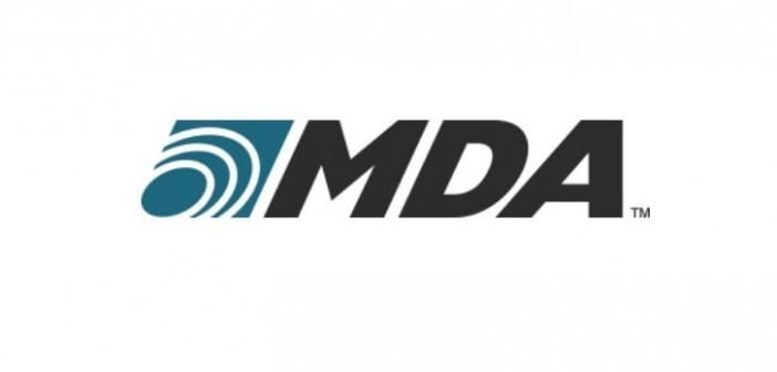 Logo firmy MDA / Credits: MDA