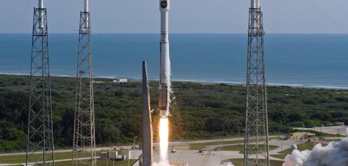 Start rakiety Atlas V/401 z satelitą NROL-33 / Credits: ULA