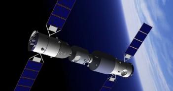 Deorbitacja Tiangonga-1 w ciągu dwóch miesięcy