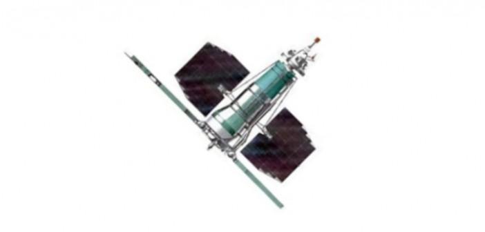 Satelita typu Celina-D (Ikar) / Credits: OKB Jużnoje