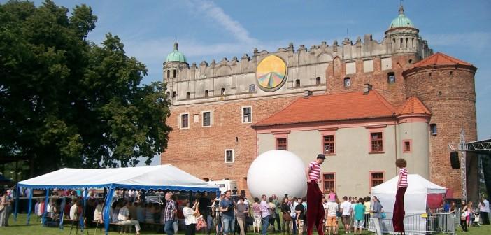 Zamek w Golubiu Dobrzyniu, miejsce 3. Astro Festiwalu