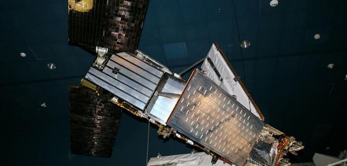 Pierwszy prototyp satelitów serii Iridium zbudowany przez Motorolę i podarowany muzeum Smitsoniana Institute w 1998 roku / Credits: Iridium