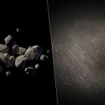Wizja artystyczna 2011 MD / Credits - NASA
