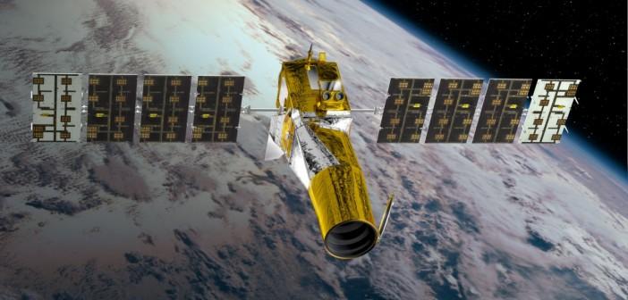 Satelita CoRoT / Credits: CNES-D. Ducros