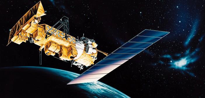Satelita serii NOAA-M - wizualizacja / Credits: NOAA