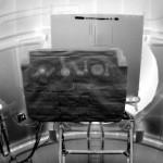 Testy termiczne osłony przeciwsłonecznej sondy Solar Orbiter, maj 2014 / Credits: ESA