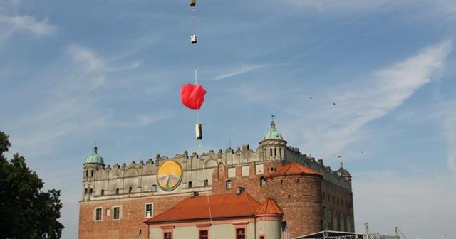 Start balonu stratosferycznego - 3. Astro Festiwal / Credits: Copernicus Project