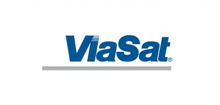 Logo firmy ViaSat / Credits: ViaSat