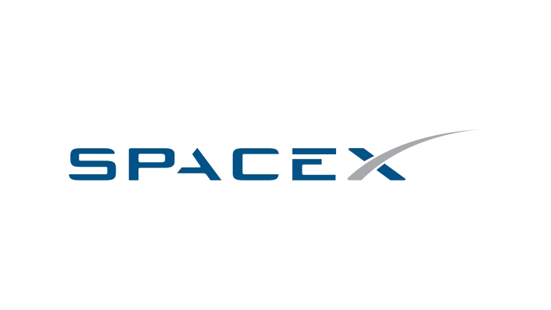 Logo firmy SpaceX / Credit: SpaceX
