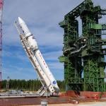 Pionizacja rakiety Angara-1.2PP / Credit: MO RF