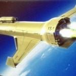 XS-1 - wizja artystyczna / Credit: DARPA