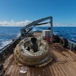 LDSL już na pokładzie statku / Credits: NASA