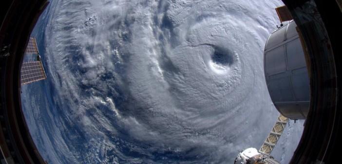 Widok Neoguri z pokładu ISS / Credits - Alexander Gerst