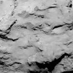Zbliżenie miejsca I, kandydata na lądowisko Philae / Credit: ESA/Rosetta/MPS for OSIRIS Team MPS/UPD/LAM/IAA/SSO/INTA/UPM/DASP/IDA