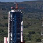 "Start rakiety Chang Zheng 4B z satelitami Gaofeng 2 i BRITE-PL ""Heweliusz"" /Credit: Xinhua"