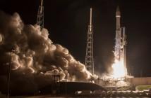 Start rakiety Atlas 5 z CLIO / Credits - ULA