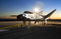 Wahadłowiec Dream Chaser przed testami atmosferycznymi / Credits: SNC