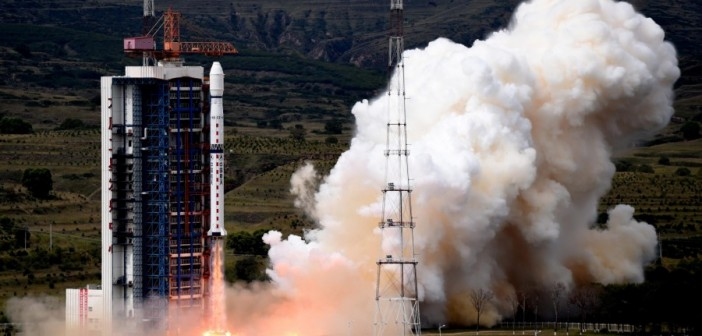 Start satelity Yaogan 21