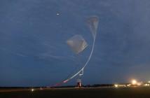 Start balonu EUSO / Credit: konsorcjum EUSO