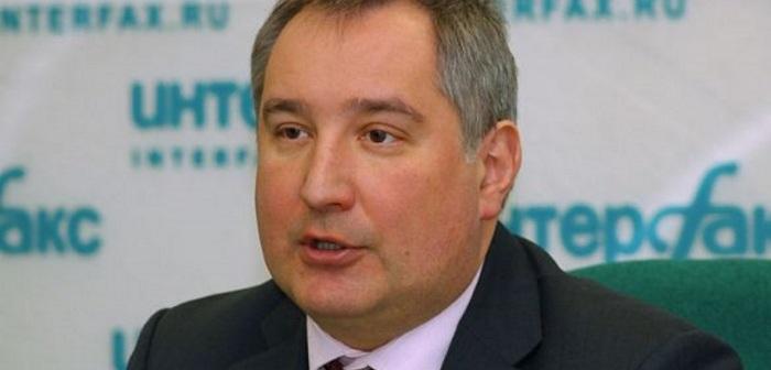 Dimitr Rogozin, wicepremier Federacji Rosyjskiej
