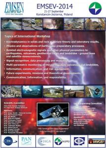 Plakat konferencji ESMV 2014 / Credit: CBK PAN