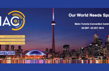 IAC 2014 will take place in Toronto, Canada / Credits: IAF