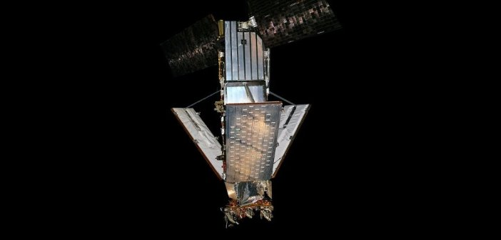 Model satelity Iridium / Credits - Iridium Communications