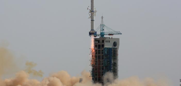 Start rakiety Chang Zheng 2C z satelitą Shi Jian 11-07, 28 września 2014