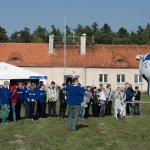 Przygotowania do startu balonu stratosferycznego / Credits - Daniel Kaczmara