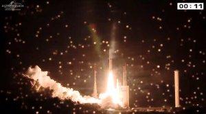 Start Ariane 5 ECA z satelitami ArSat-1 i Intelsat 30