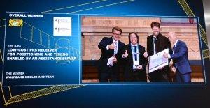 Zwycięzcy tegorocznej edycji konkursu Galileo Masters