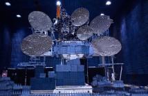 Satelita ABS-2 w trakcie testów anten w zakładach SSL