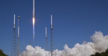 Start rakiet Atlas V z satelitą NAVSTAR-GPS GPS IIF F8, 29 października 2014