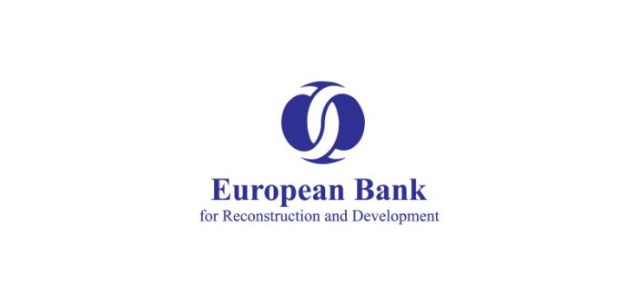 Logo Europejskiego Banku Odbudowy i Rozwoju / Credit: EBOR