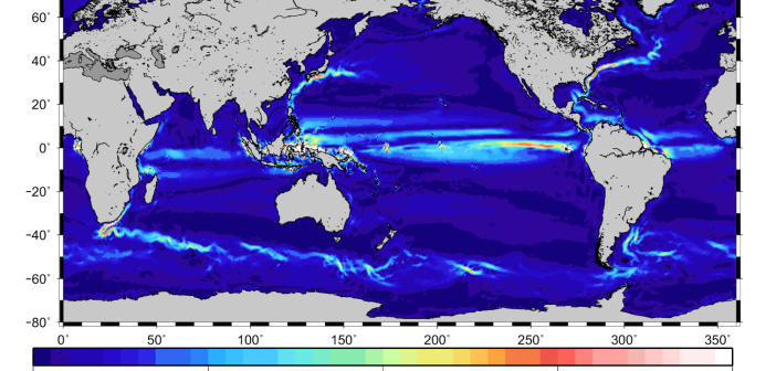 Najlepsza mapa prądów morskich? Tylko od GOCE!