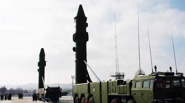 Wyrzutnia rakiety i rakieta Kuaizhou / Credits - CNSA