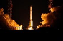 Start rakiety Proton z satelitą Astra 2G. Źródło: Kruniczew
