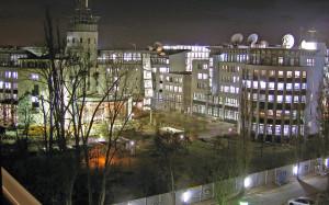Siedziba organizacji EUMETSAT w Darmstadt (Niemcy)
