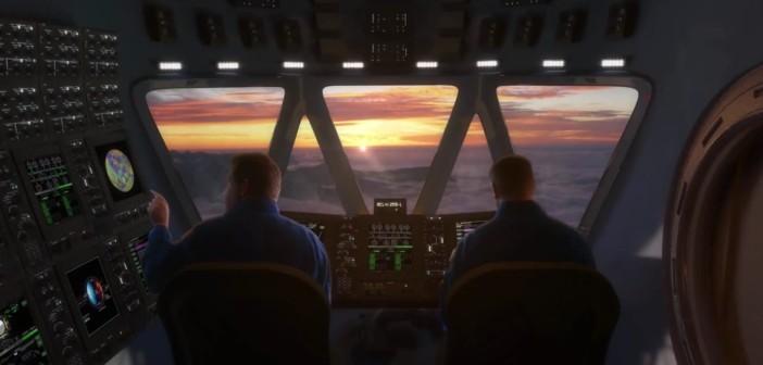 Widok z kabiny misji wg koncepcji HAVOC / Credits - NASA Langley
