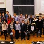 Organizatorzy i uczestnicy Dnia Teledetekcji 2014