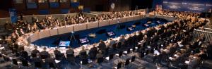 Posiedzenie Rady Ministerialnej ESA w 2008 w Hadze