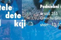 Dzień Teledetekcji 2014 - plakat / Credit: Geoida